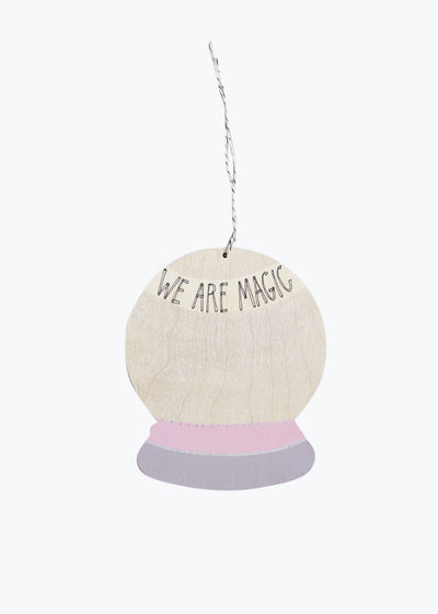 Pink/Lavender We Are Magic Charm