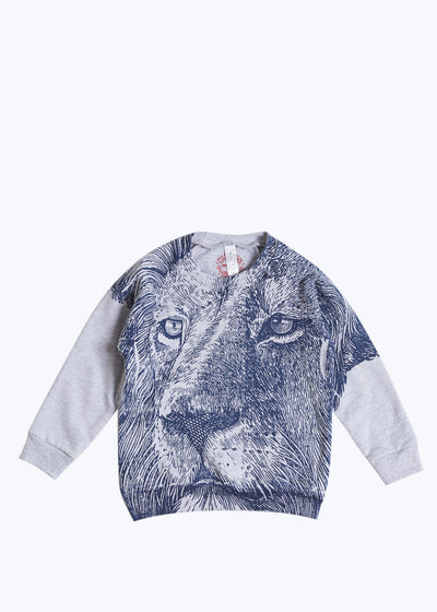 Kids Big Lion Sweatshirt