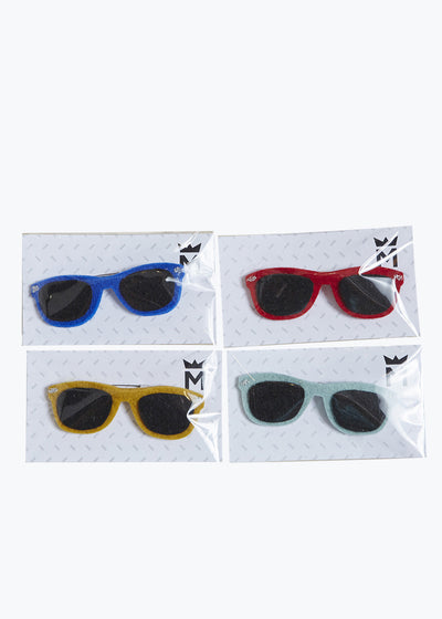 Red Sunglass Pin