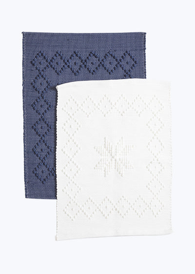 White Star Portuguese Bath Mat