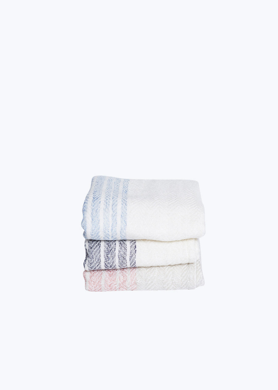 Pink/Beige Washcloth