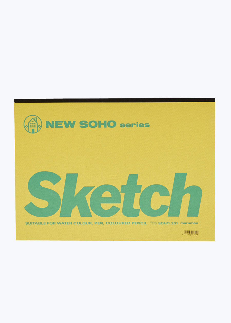 Soho Series 201 Sketchbook