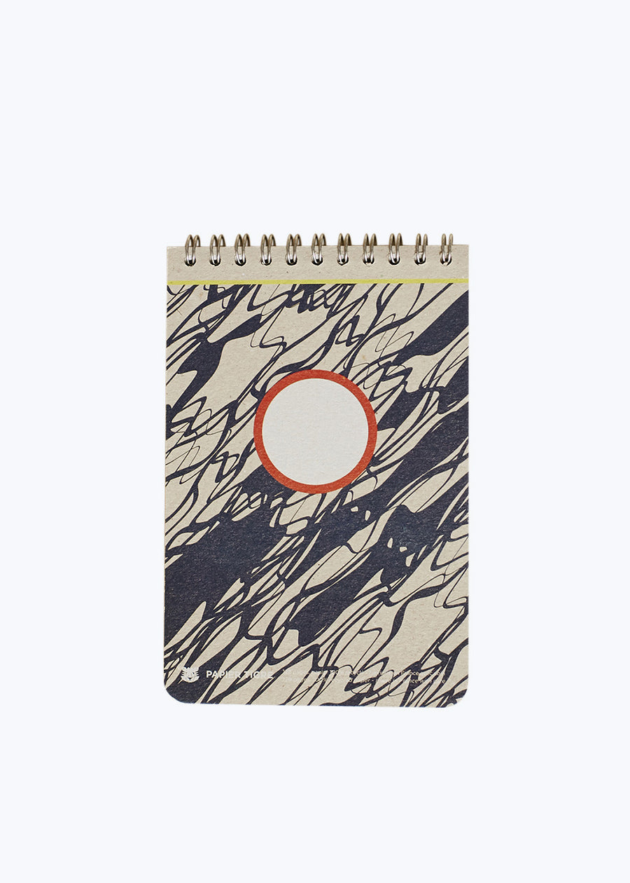 The Marbled Reporter Notebook