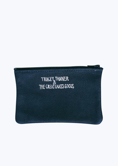 Midnight Party Small Zip Pouch