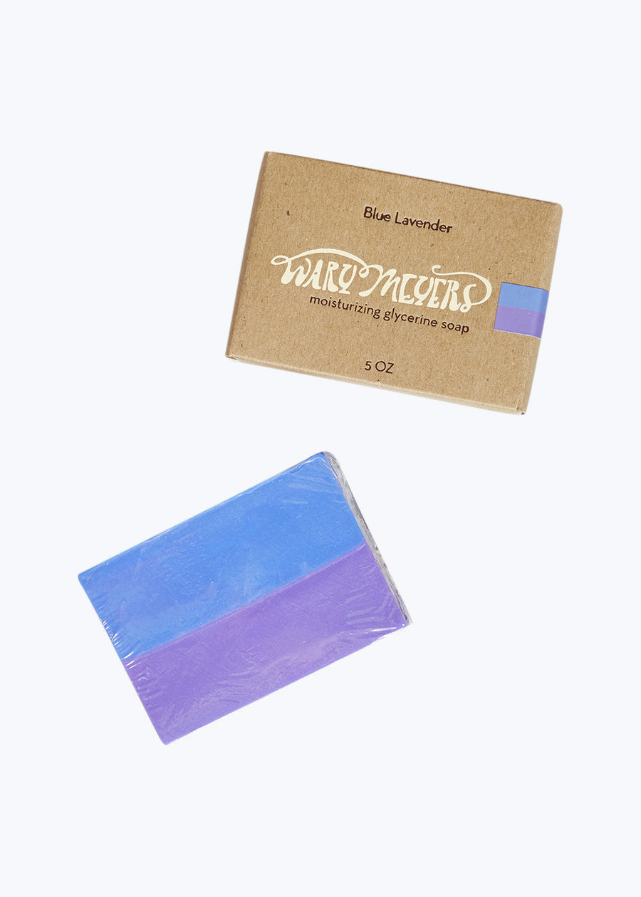 Blue Lavender Soap