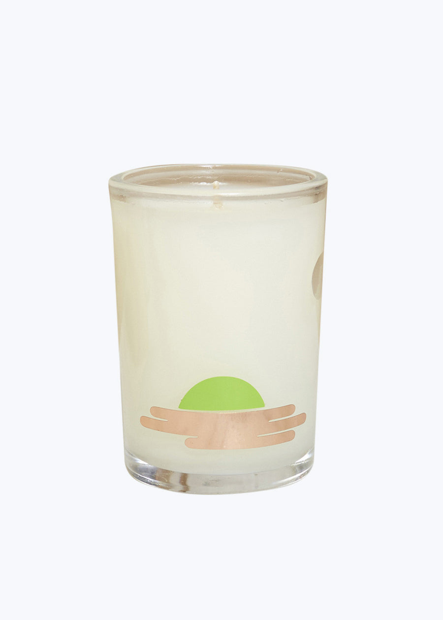 Green Fig & Foliage Candle