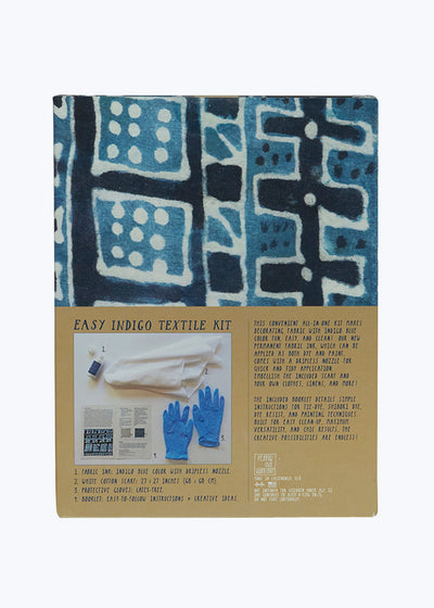 Indigo Blue Textile Kit & Ink