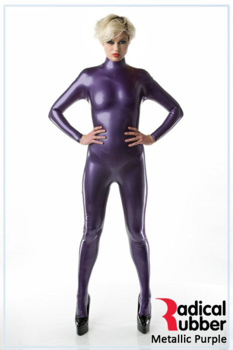 M50 Metallic Purple Latex Sheeting