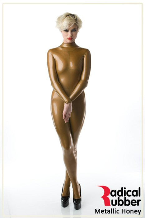 M90 Metallic Honey Latex Sheeting