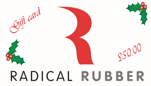 Radical Rubber gift card