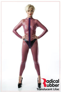 T60 Translucent Lilac Latex Sheeting