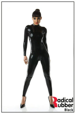 S10 Black Latex Sheeting