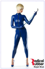 S111 Royal Blue Latex Sheeting