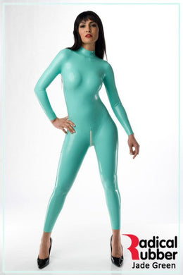 S90 Jade Green Latex Sheeting