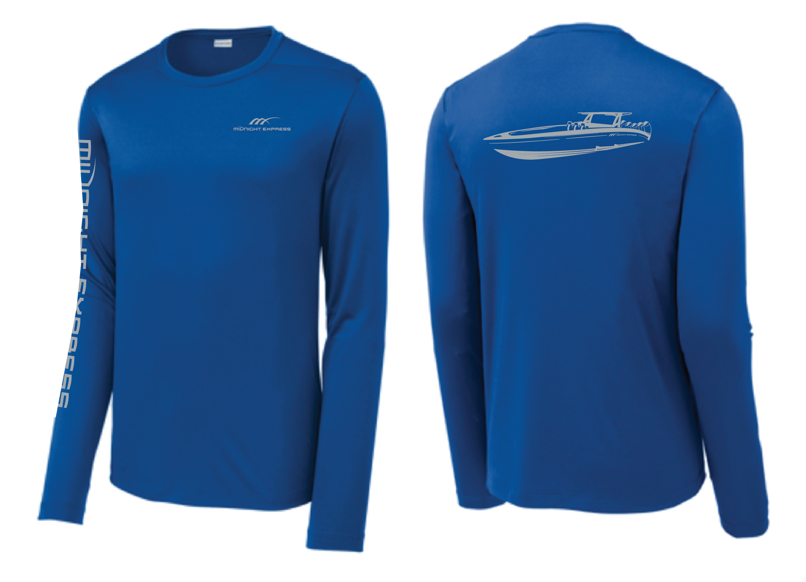 High-Performance Long Sleeve