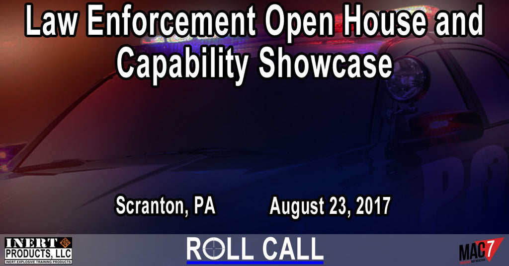 Law Enforcement Open House and Capability Showcase