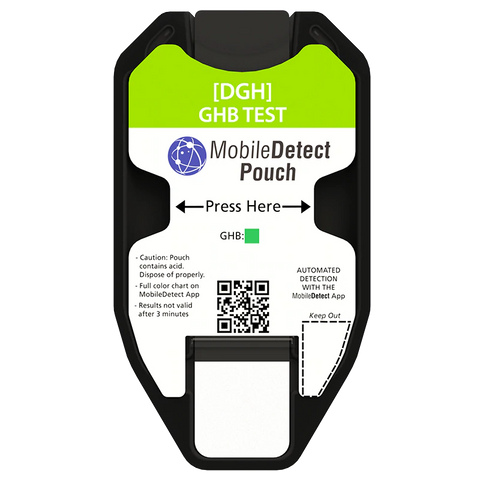 GHB Test - MobileDetect Pouch