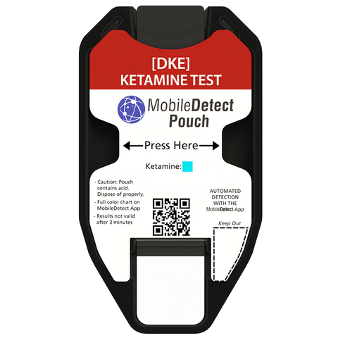 Ketamine Test - MobileDetect Pouch
