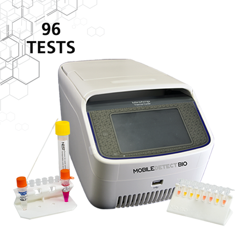 COVID-19 Lab Kit (96 Tests) with 96 Well Thermal Cycler