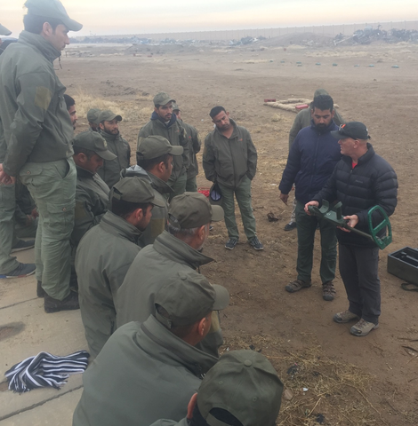 Basic IED Awareness Training Course