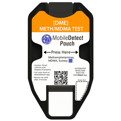Meth/MDMA Test - MobileDetect Pouch