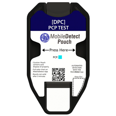 PCP Test - MobileDetect Pouch