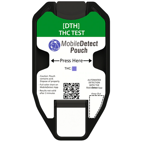 THC Test - MobileDetect Pouch
