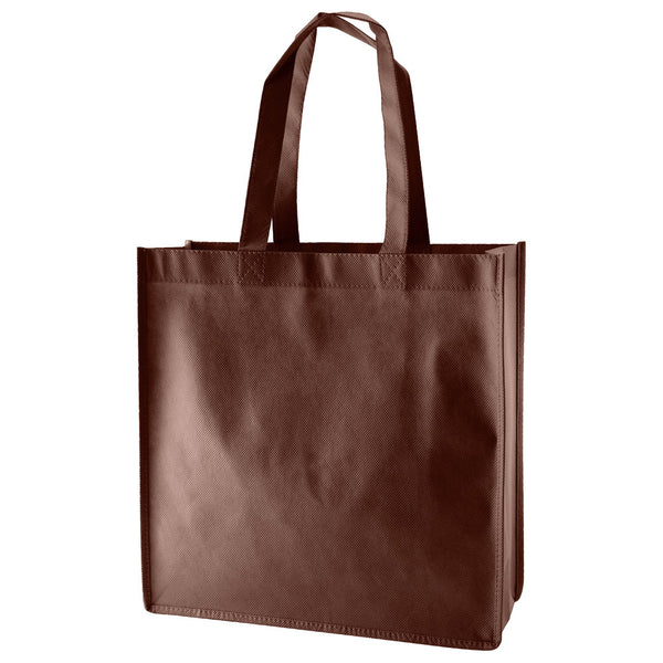 Reusable Non Woven Bags - Chocolate