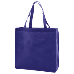 Reusable Non Woven Bags - Royal Blue