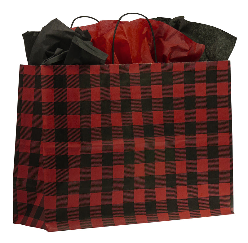 Checkered Bags