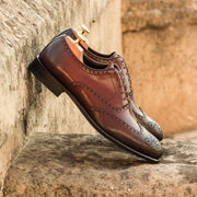 Full Brogue | Burgundy