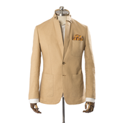 Linen Safari Beige Jacket