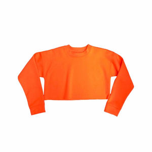 Premium Crop Top Crew Necks - 13.25 EA