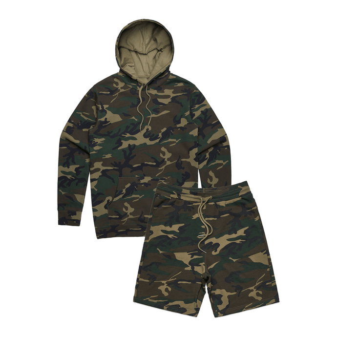 Premium Fleece Camo Set- 38.50 EA