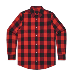 Premium Plaid Button Up - 25.95