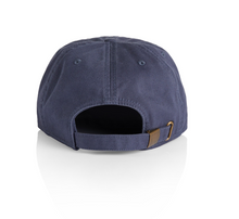 Pigment Wash Unconstructed 6 Panel StrapBack - 8.75 EA