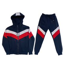 Sports Fleece Track Suit Set - 32.00 EA