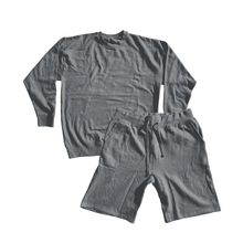 Crew Fleece Short Set - 25.75
