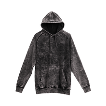 Premium Black Wash Hoodies -18.00