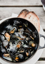 Norfolk Mussels