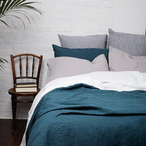 Deep Teal Basic Bundle - Piglet in Bed