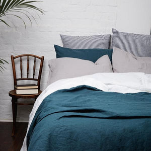 Deep Teal Bedtime Bundle - Piglet in Bed