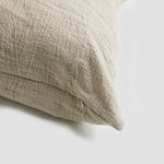 Oatmeal Crinkle Cushion Cover - PIGLET US