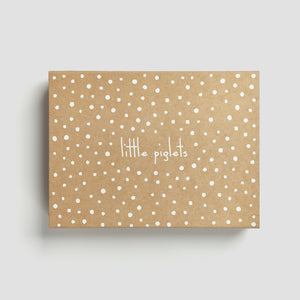 Little Piglets Gift Box - Piglet in Bed