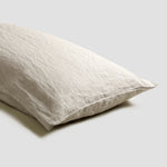Oatmeal Linen Pillowcases (Pair)