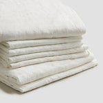 White Linen Complete Sheet Set - PIGLET US