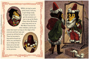 Mr. Dog's Christmas at the Hollow Tree Inn