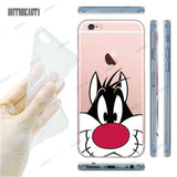 Bugs Bunny Tweety Bird Daffy Duck Looney Tunes Of Case - FREE Shipping