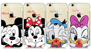 Funny Disney Covers Accessories For iPhone