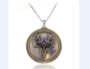 Game Of Thrones  Necklace - Free Shipping